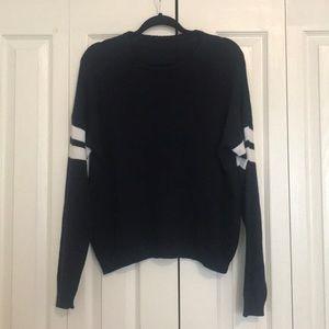 Brandy melville navy blue sweater